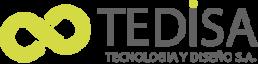 logo transparente tedisa para el header